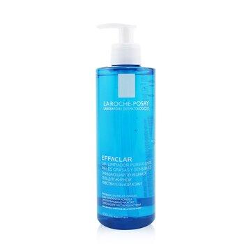 La Roche Posay Effaclar Purifying Foaming Gel - For Oily Sensitive Skin  400ml/13.5oz