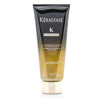 Kerastase Chronologiste Revitalizing Exfoliating Care - Scalp and Hair (Rinse-Out Pre-Shampoo)  200ml/6.8oz