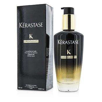 Kerastase Chronolgiste Fragrant Oil (For All Hair Types)  120ml/4.06oz