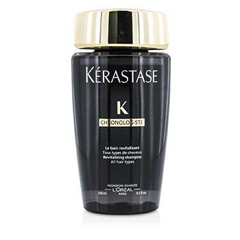 เคเรสตาส แชมพู Chronolgiste Revitalizing Shampoo (สำหรับทุกสภาพผม)  250ml/8.5oz