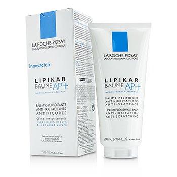 La Roche Posay Lipikar Baume AP+ Bálsamo Restaurador de Lípidos Anti Irritación  200ml/6.76oz