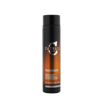 Tigi Catwalk Fashionista Brunette Shampoo (for varme toner)  300ml/10.16oz