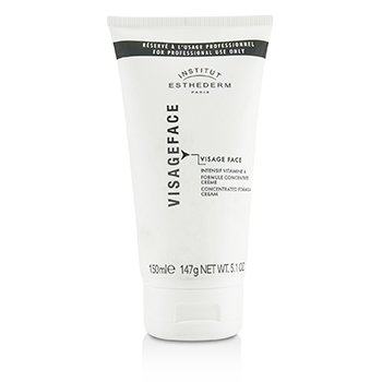 Esthederm Intensif Vitamine A Concentrated Formula Cream (Salon Size)  150ml/5.1oz