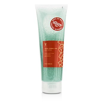 Thymes Aqua Coralline Body Scrub  235ml/8oz