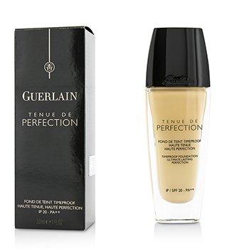 Guerlain Base Tenue De Perfection Timeproof SPF 20 - # 31 Ambre Pale  30ml/1oz