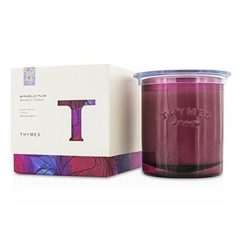 Thymes Świeca zapachowa Aromatic Candle - Mirabelle Plum  284g/10oz
