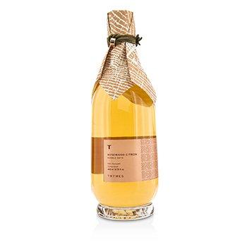 Thymes Rosewood Citron Baño de Burbujas  465ml/15.75oz