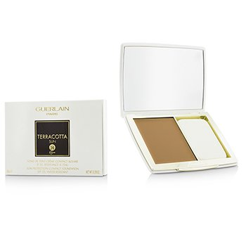 Guerlain Terracotta Sun Protection Compact Foundation SPF 20 - # Bronze  8g/0.28oz