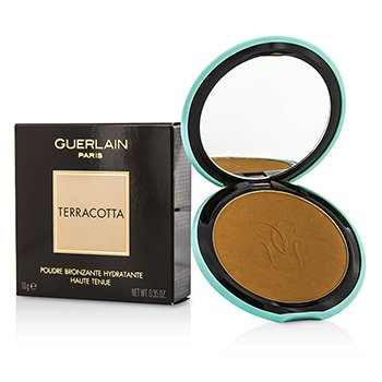 Guerlain Terracotta Bronzing Powder (med silikonetui) - # 02 Natural Blondes  10g/0.35oz