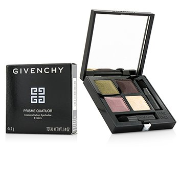 Givenchy Prisme Quatuor 4 Color Ojos - # 7 Tentation  4x1g/0.03oz