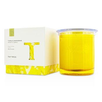 Thymes Lumânare Aromată - Tupelo Lemongrass  284g/10oz