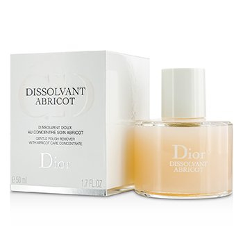 Christian Dior Dissolvant Abricot Gentle Polish Remover  50ml/1.7oz