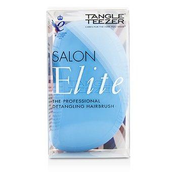 英國專利護髮梳 Tangle Teezer 沙龍精英專業順髮梳 - 藍色 (適合用於乾髮及濕髮)  1件