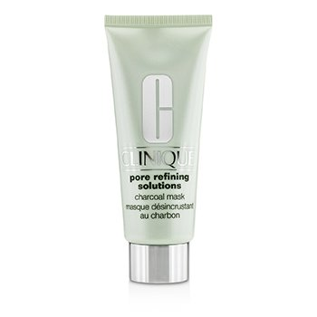 Clinique Pore Refining Solutions Charcoal Mask (Dry Combination to Oily)  100ml/3.4oz