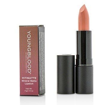 יאנג בלאד Intimatte Mineral Matte Lipstick - #Ooh La La - ליפסטיק  מט מינראלי  4g/0.14oz