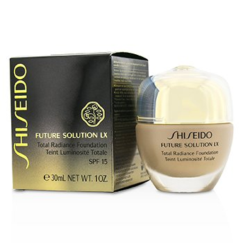 Shiseido Future Solution LX Total Radiance Foundation SPF15 - #B40 Natural Fair Beige  30ml/1oz