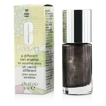 Clinique Lakier do paznokci dla skóry wrażliwej A Different Nail Enamel For Sensitive Skins - #10 Indie Rock  9ml/0.3oz