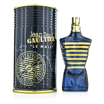 Jean Paul Gaultier Le Male Eau De Toilette Spray (Capitaine Collector Edition)  75ml/2.5oz