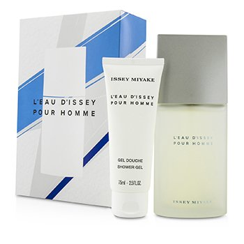 Issey Miyake Issey Miyake Coffret: Eau De Toilette Spray 75ml/2.5oz + Gel Ducha 75ml/2.5oz  2pcs