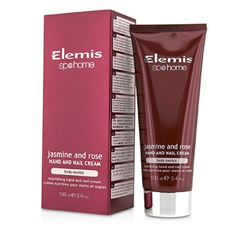 Elemis Jasmine & Rose Crema Manos & Uñas  100ml/3.4oz