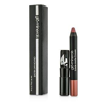 GloMinerals Suede Matte Crayon - Trademark  2.8g/0.1oz