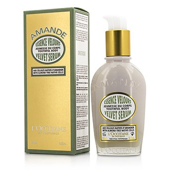 L'Occitane Almond Velvet Suero Corporal  100ml/3.3oz