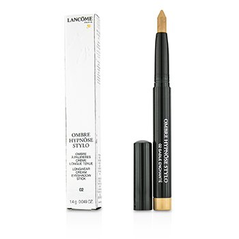 Lancome Ombre Hypnose Stylo Longwear Cream Eyeshadow Stick - # 02 Sable Enchante  1.4g/0.049oz