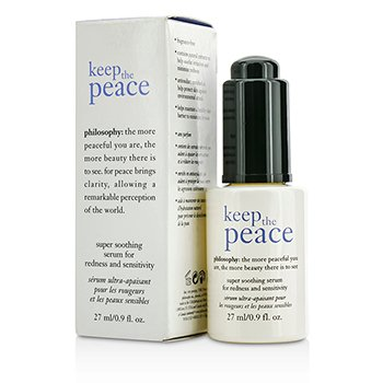 Philosophy Keep The Peace Suero Súper Calmante  27ml/0.9oz