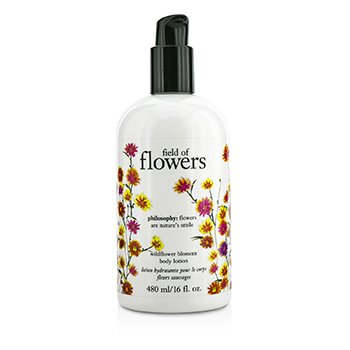 Philosophy Field Of Flowers Wildflower Blossom Loci�n Corporal  480ml/16oz