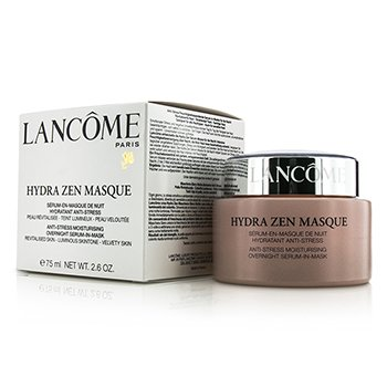 Lancôme Hydra Zen Masque Anti-Stress Moisturising Overnight Serum-In-Mask  75ml/2.5oz