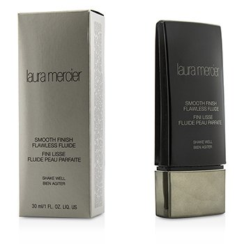 Laura Mercier Fluidní make-up pro hladký a bezchybný vzhled Smooth Finish Flawless Fluide - # Creme  30ml/1oz