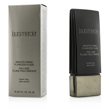 Laura Mercier Fluidní make-up pro hladký a bezchybný vzhled Smooth Finish Flawless Fluide - # Cashew  30ml/1oz