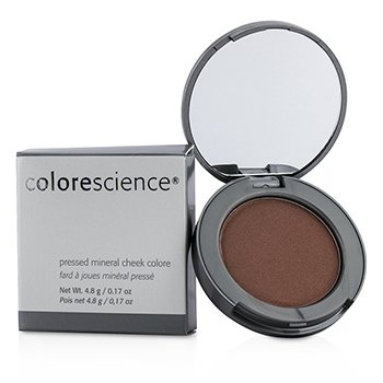 Colorescience أحمر خدود معدني خفيف - مرجاني  4.8g/0.17oz