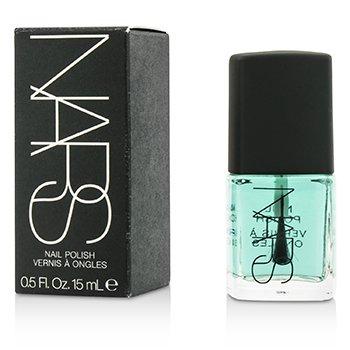 NARS Esmalte Uñas - #Base Coat (Transparente con tinta suave verde/azul)  15ml/0.5oz