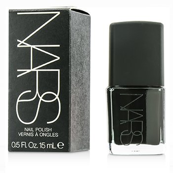 NARS Esmalte Uñas - #Back Room (Negrp)  15ml/0.5oz