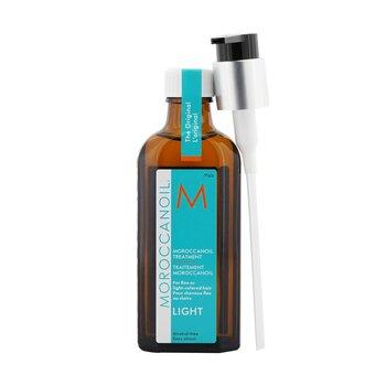 Moroccanoil ทรีทเม้นต์ Moroccanoil Treatment - Light (สำหรับผมบางหรือผมทำสี)  100ml/3.4oz