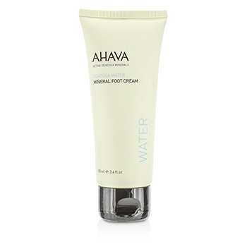 Ahava Deadsea Water Mineral Foot Cream (Unboxed)  100ml/3.4oz