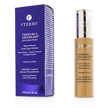By Terry Terrybly Densiliss Base Suero Control Arrugas - # 5.5 Rosy Sand  30ml/1oz