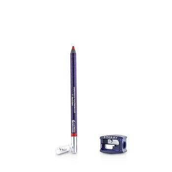 By Terry Crayon Levres Terrbly Perfect Delineador Labios - # 7 Red Alert  1.2g/0.04oz