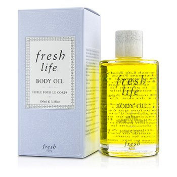 Fresh Fresh Life Aceite Corporal  100ml/3.3oz
