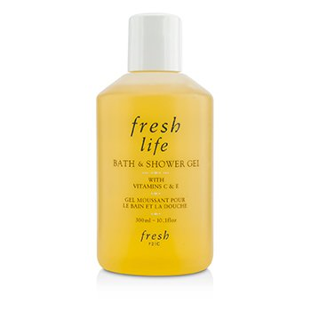 Fresh Fresh Life Gel de Baie şi Duş  300ml/10.1oz