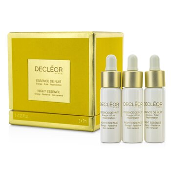 Decleor Night Essence  3x7ml/0.23oz