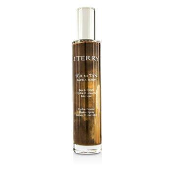 By Terry สเปรย์ Tea To Tan Hydra-Bronze Shaker Spray Allover Water-Mist (ผิวหน้า & ผิวกาย)  100ml/3.38oz