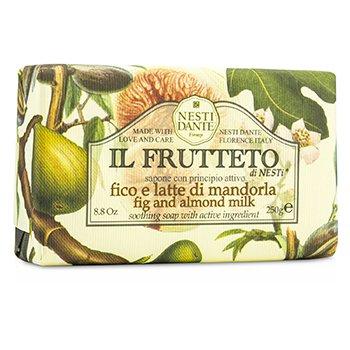 Nesti Dante Il Frutteto Soothing Soap - Fig & Almond Milk - Sabun Badan  250g/8.8oz
