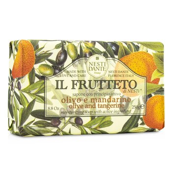 Nesti Dante Il Frutteto Moisturizing Soap - Olive & Tangerine  250g/8.8oz