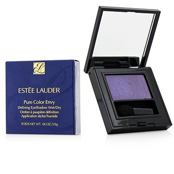Estee Lauder Pure Color Envy Defining EyeShadow Wet/Dry - # 19 Infamous Orchid  1.8g/0.06oz