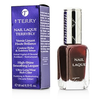 By Terry Nail Laque Terrybly Esmalte Alto Brillo - # 9 Ristretto  10ml/0.33oz