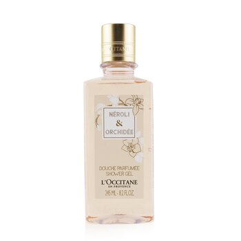 L'Occitane Neroli & Orchidee Shower Gel  250ml/8.4oz