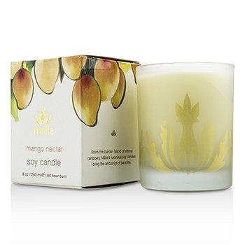 Malie Soy Candle - Mango Nectar  240ml/8oz