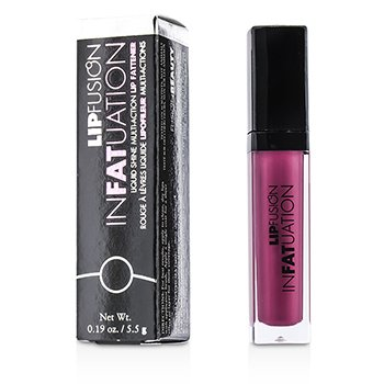 Fusion Beauty LipFusion Infatuation Engrosador Labios Multi Acci�n Brillo L�quido - Pucker Up  5.5g/0.19oz